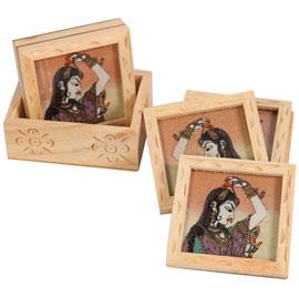 Coaster Handicraft Items