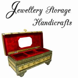 Jewellery Storage Handicraft Items
