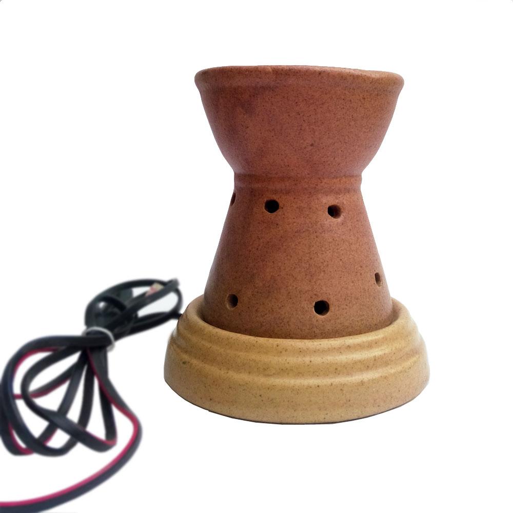 Aromatic electric oil burner