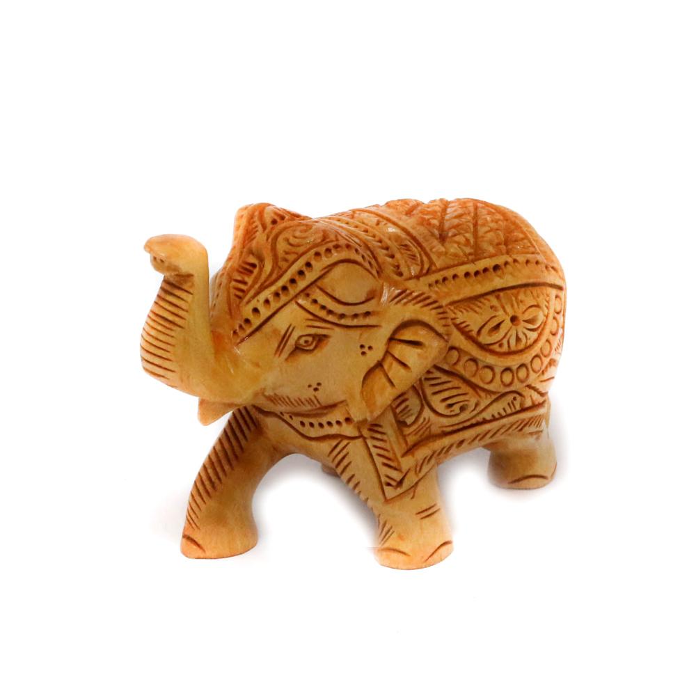 Artistic standing Elephant