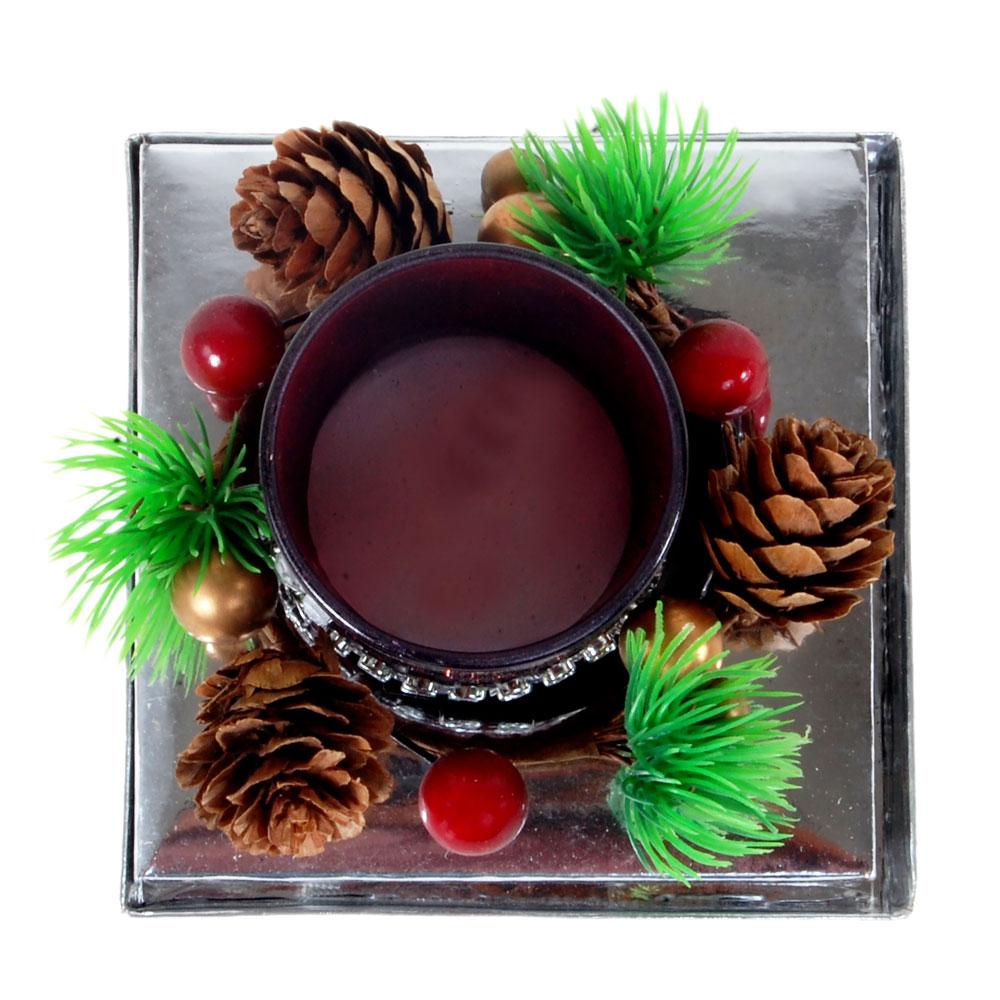 Decorative Diya Candle