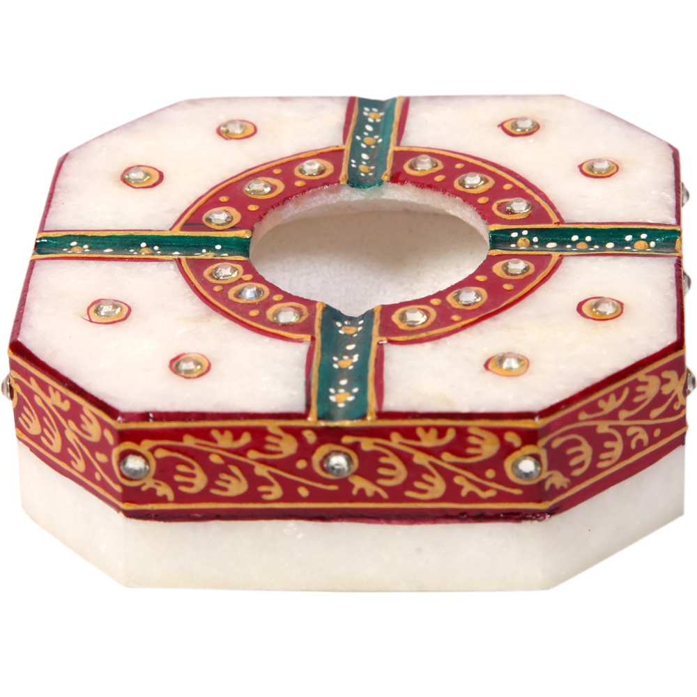 Traditional marble ash tray
