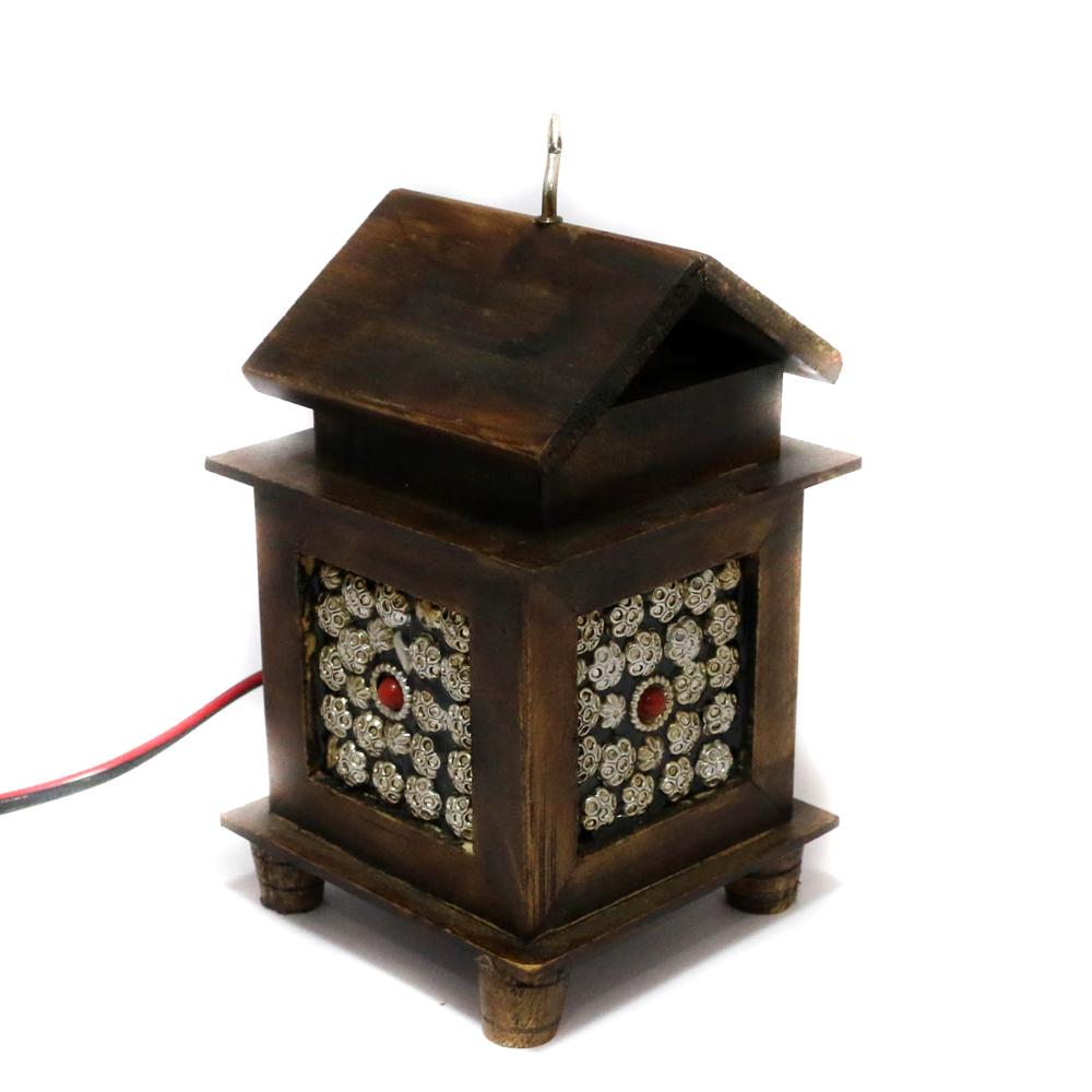 Japanese House Shaped Lamp