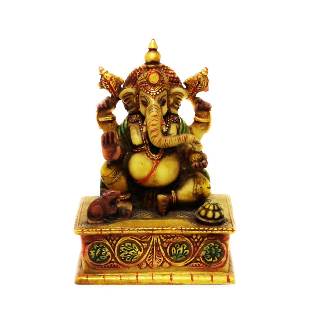 Marble Sawdust Lord Ganesha