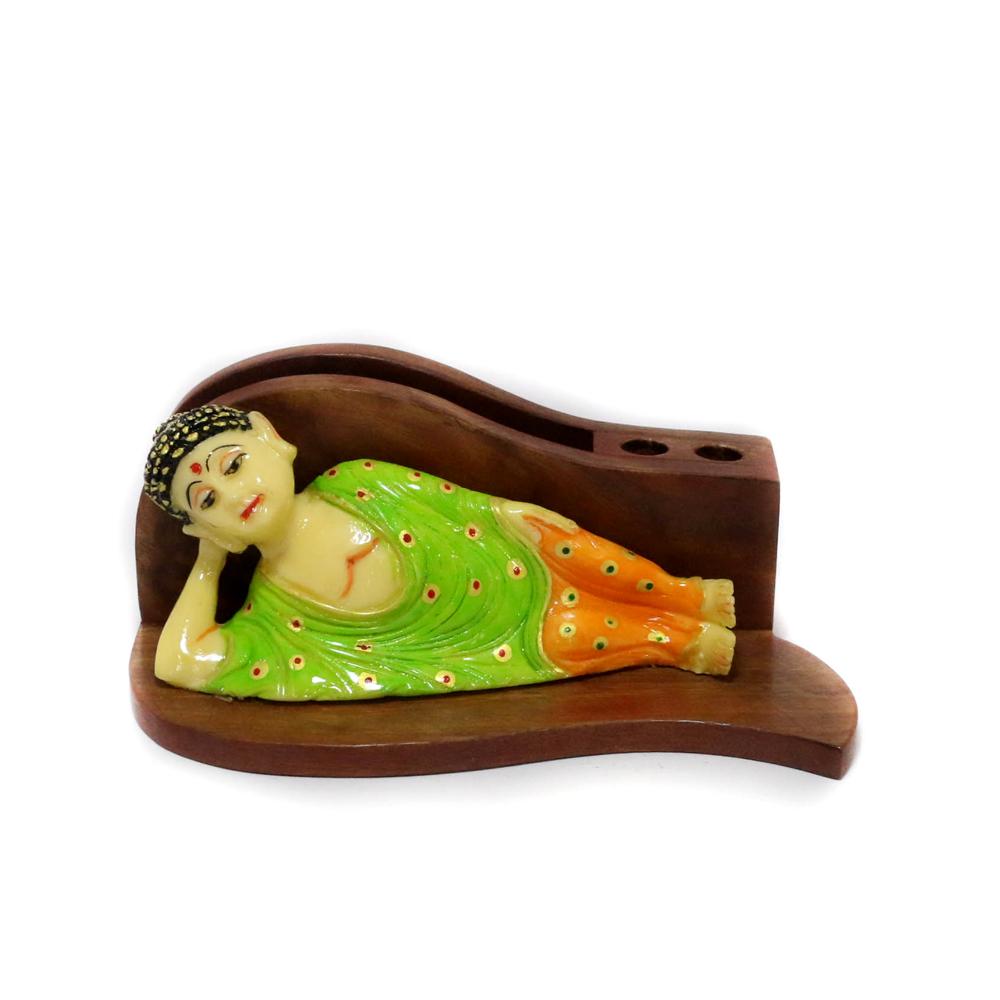 Resting Buddha Office Set