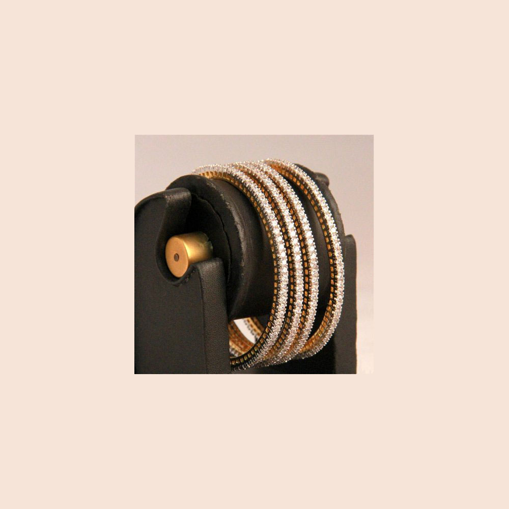 Set of four bangles