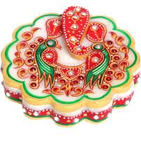 Ganesh & Parrot Design Chopra