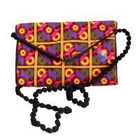 Indian Purse Hanging Bag With Neat Kanta Design