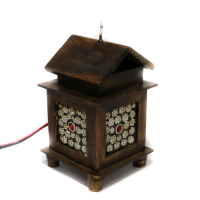 Japanese House Shaped Lamp