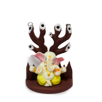 Tiny Ganesha Showpiece in Resin
