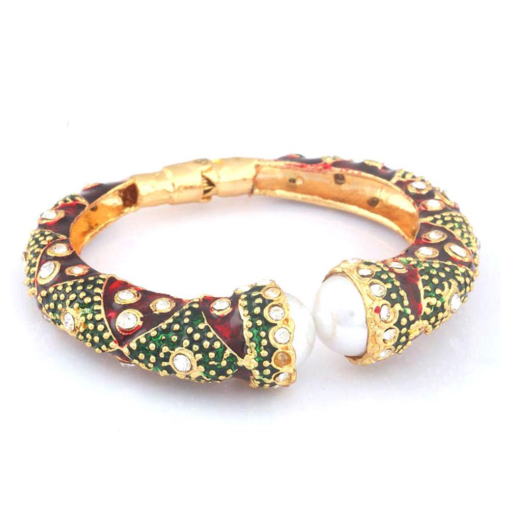 Traditional artwork bangles