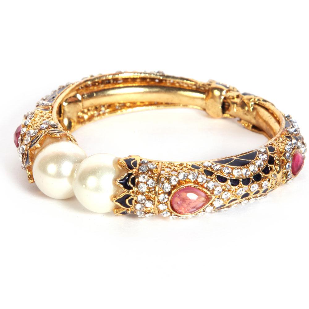 Weaved designer bangles